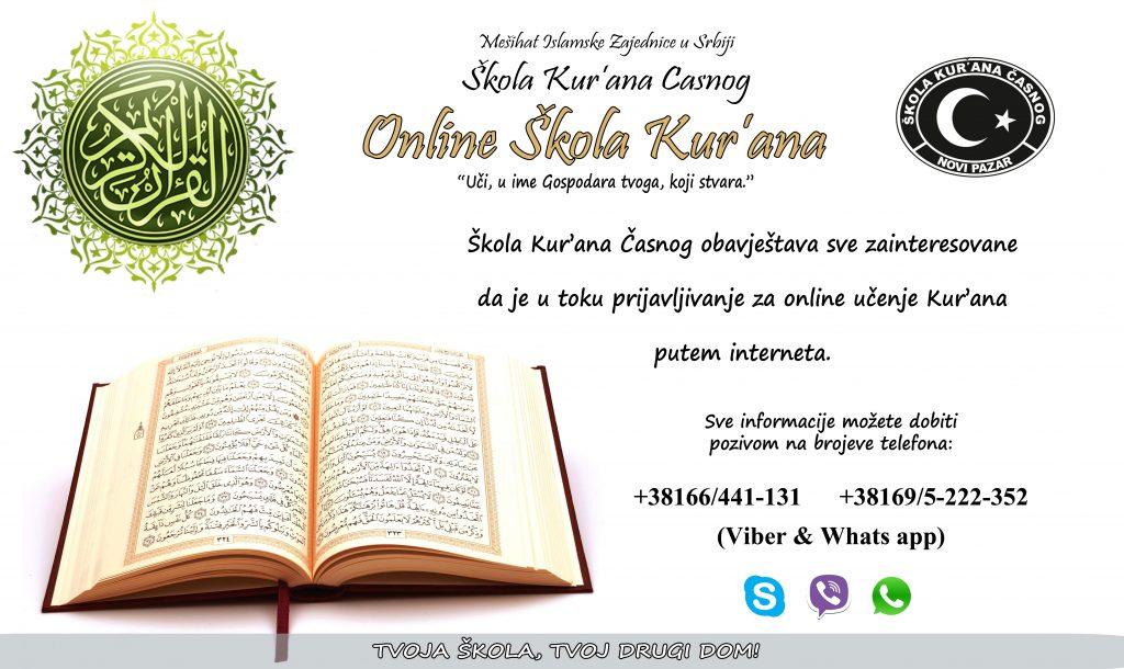 plakata za online skolu NOVA